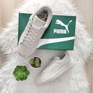 Puma Suede Remaster birch sneakers, NIB!